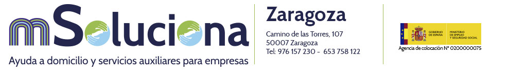 mSoluciona Zaragoza Logo